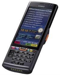<b>Casio</b> It <b>G500</b> Mobile Terminal | VisionID Handheld Specialists