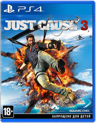 Купить игру Square Enix <b>Just Cause</b> 3 Day One Edition по ...