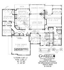 Sprucebow Cottage House Plan   House Plans by Garrell Associates  Inc Sprucebow Cottage   Craftsman House Plans  Mountain House Plans