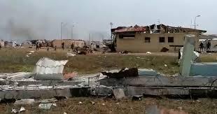 Huge blasts in Equatorial Guinea's Bata kill many, wound hundreds ...