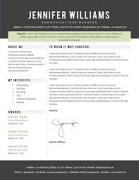 resume templates for nannies and domestic staff store s professional resume template package