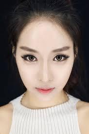 makeup tutorial korean natural look for monolid eyes 2016 you korean eye makeup photo flickr