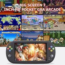 <b>PSP X16 7</b> in Screen Built-in 16GB Memory Retro Handheld Game ...