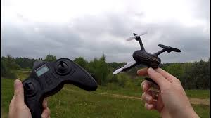 <b>Квадрокоптер Hubsan X4</b> H107P Plus - YouTube