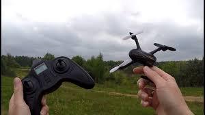 <b>Квадрокоптер Hubsan X4 H107P</b> Plus - YouTube