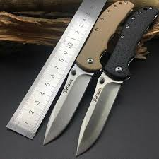 Harnds CK6013 Knight Folding Knife 8Cr14MoV Blade Nylon ...
