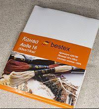 <b>Канва</b> 624010-16C/T белая, арт. 426790 | Купить с доставкой | My ...