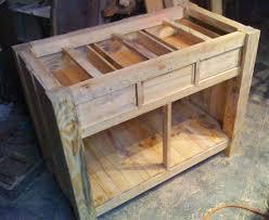 build kitchen island sink: build kitchen island great building a kitchen island part  creating drawer boxes