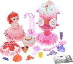 <b>Emco Игровой набор Cupcake</b> Surprise Мороженое Туалетный ...