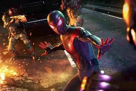 Вышел <b>саундтрек</b> Marvel's <b>Spider</b>-<b>Man</b>: Miles Morales ...