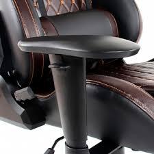 <b>Кресло Tetchair iChess</b>, <b>кож/зам</b>, черный/коричневый купить в ...