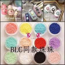 1.5g/Box <b>Japan</b> Korea <b>Sweet Candy Color</b> Resin Ball Beads Metal ...