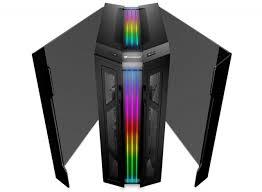 <b>Корпус COUGAR Gemini</b> T с интересным дизайном и RGB LED ...
