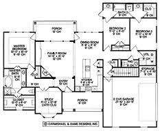 images about Floor Plans New Home on Pinterest   European    Ranch Home Plans  Dream Home Plans  Ranch Floor Plans  Build Your Dream Home  Homeplans Store  Online Homeplans  Ft Houseplan  Floor Plans New  Floor Plans