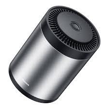 <b>Car</b> air freshener <b>Baseus Ripple</b>, for <b>cup</b> holder (silver) - MEZAMO.SK
