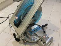 <b>Комбинированная</b> торцовочная <b>пила Makita LH 1040 F</b> купить в ...