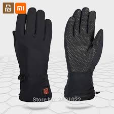 xiaomi <b>youpin graphene</b> smart temperature control <b>heating gloves</b> ...