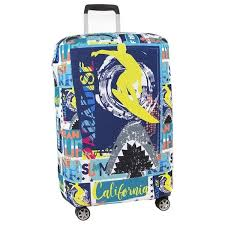 ᐅ <b>Чехол для чемодана RATEL</b> Travel Summer pattern M отзывы ...