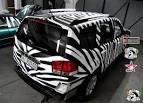 Дизайн оклейки автомобиля пленкой