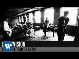 Joy Division - Love <b>Will</b> Tear Us Apart [OFFICIAL MUSIC VIDEO ...