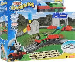 <b>Thomas</b> & Friends Железная дорога <b>Перси в</b> спасательном ...