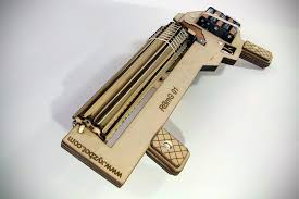 rubber band machine gun by xyzbot image 1 band office cubicle