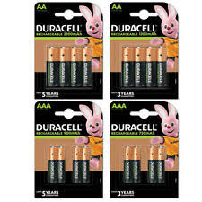 <b>Duracell AA</b> Rechargeable Batteries for sale | Shop with Afterpay ...