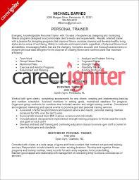 Example Resume  Nutrition Plans And Aerobic Program For Fitness Instructor Resume Sample With Professional Courses     Binuatan