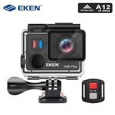 "EKEN H9R Plus <b>Action Camera 4K Ultra</b> HD 30FPS WiFi 2.0"" 170D ..."