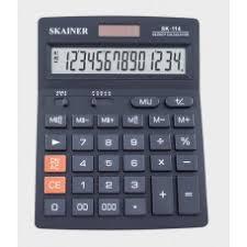 <b>Калькулятор Skainer SK-114</b> бухгалтерский 12 разрядов