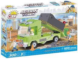 <b>Cobi</b> Action Town <b>Civil Service</b> Dump Truck 1677 - Krauta.ee