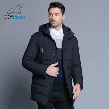 <b>ICEbear 2019 new</b> winter <b>men's</b> jacket with high quality fabric ...