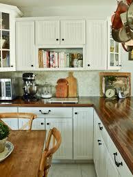 Kitchen Countertop Decor 20 Examples Of Stylish Butcher Block Countertops