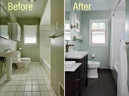 bathroom makeover paint colour