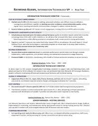 vp of it resume   it director resume   executive resume writer for    this vp of it resume produced fast results through development of a compelling personal brand message