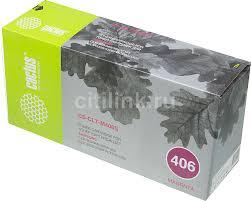 Купить <b>Картридж CACTUS CS</b>-<b>CLT</b>-<b>M406S</b>, пурпурный в ...
