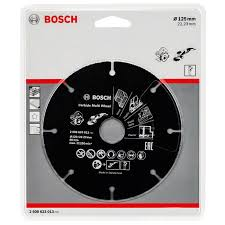 """<b>Круг отрезной</b> """"<b>Bosch</b>"""", по дереву/пластику, для УШМ, диаметр 12 ..."""