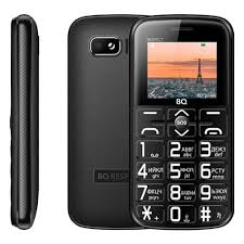 Мобильный <b>телефон BQ 1851</b> Respect Black — купить в ...