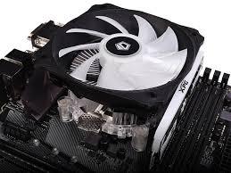 <b>ID</b>-<b>Cooling DK</b>-<b>03</b> RGB PWM: низкопрофильный CPU-<b>кулер</b> с ...