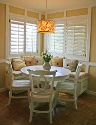 creative dining breakfast nooks breakfast nook table