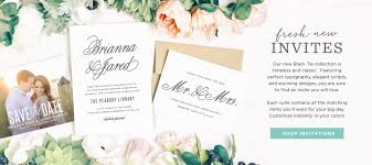 invitations announcements and photo cards basic invite timeless and classic wedding invitations by basic invite