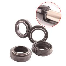 <b>1Pc Bicycle Front Fork</b> Dust Seal 32MM 41MM Seal &Sponge Rings ...
