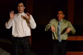 how to succeed in business out really trying come see at finch sinha right dances to grand old ivy following world