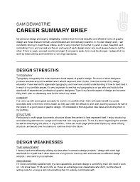 career summary doc tk career summary 23 04 2017