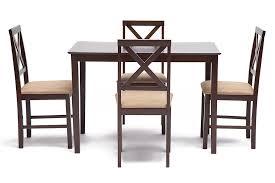 Купить <b>Обеденный комплект Tetchair</b> Hudson <b>Хадсон</b> (стол + 4 ...