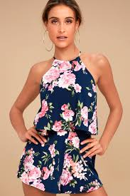 Cute Rompers & Jumpsuits for <b>Women</b> | White, <b>Black</b>, Floral & More