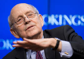 breyer says supreme court not diminished only members breyer says supreme court not diminished only 8 members political news us news