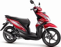 Sepeda Motor Paling Laris Terjual 2015