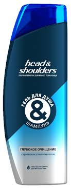 <b>Гель для душа</b> и шампунь <b>Head</b> & Shoulders Глубокое очищение ...