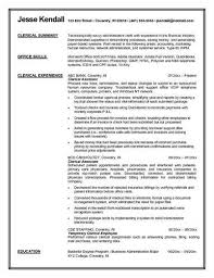 clerical resumes   aludu fill it to the rim with resumesample clerical resume job interviews
